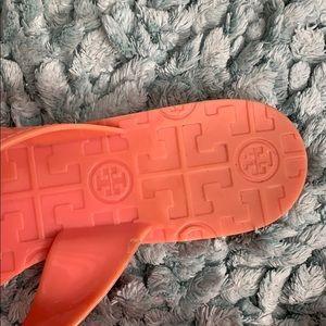 Tory Burch Shoes - Tory Burch jelly flip flops
